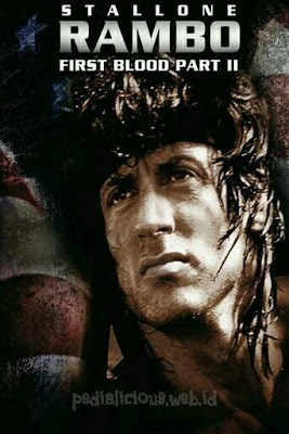 Film Rambo First Blood Part II (1985)