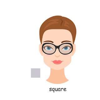 square face shape glasses