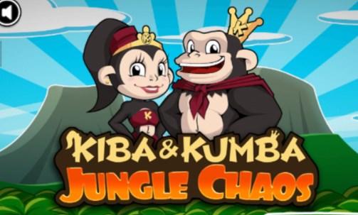 Kiba & Kumba: Jungle Jump Apk+Data Free on Android Game Download