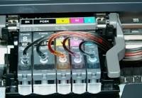 Controllare il livello d'inchiostro della stampante