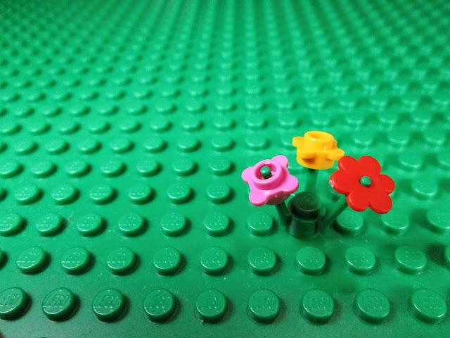 MOC LEGO - chegou a Primavera!