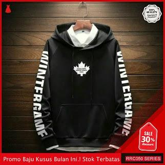 RRC050S35 Sweater Terbaru Hodie Cowo Winter Pria Terbaru BMGShop