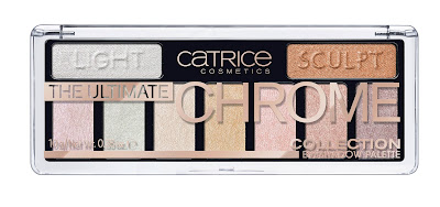 Catrice The Ultimate Chrome Collection Palette