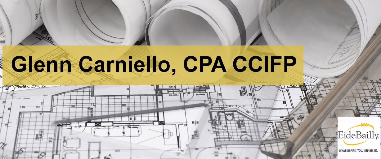Glenn Carniello CPA - Orange County - San Diego - Los Angeles - Construction CPA Orange County