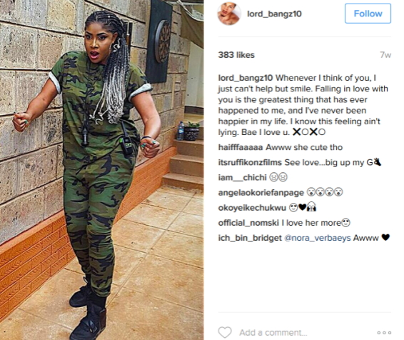 Angela Okorie: Newly Wed Actress Shares Lovely Photos With