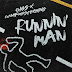".@daMFmastermind - "" Runnin Man"""