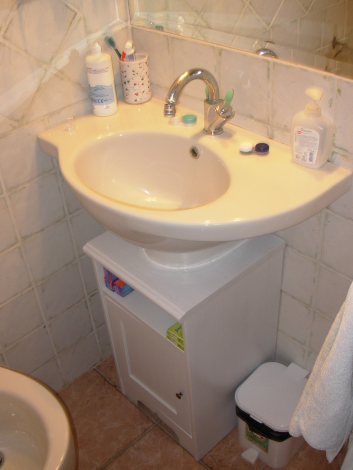 Aspelund Bedside Table Into Sink Cabinet Get Home Decorating