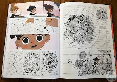 Nightlights by Lorena Alvarez Gomez Sandy's doodles