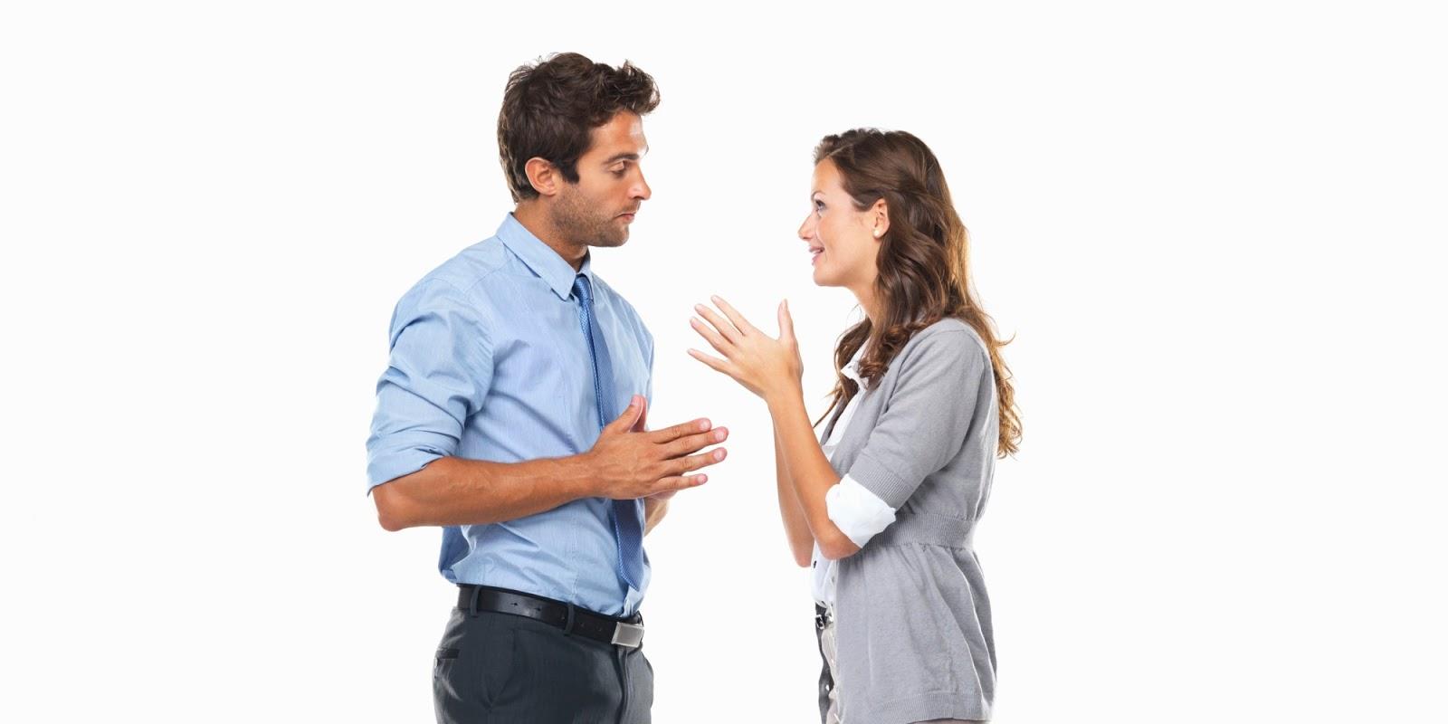 Hasil gambar untuk berdiskusi 2 orang