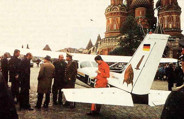 Vụ xâm nhập hệ thống phòng không Nga có một không hai