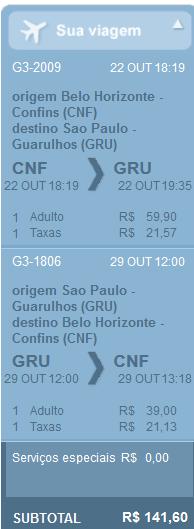 d59ce0b88f0ae Na Azul é possível viajar pagando R  89 nos voos de Ipatinga para Confins,  na Região Metropolitana de Belo Horizonte. A