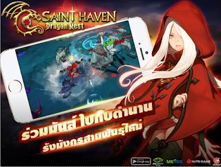 Dragon Nest - Saint Haven APK Thailand