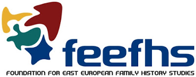 FEEGHS 2016 - Eastern European Family History Conference, 8-12 August 2016