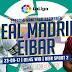 Prediksi Pertandingan - Real Madrid vs Eibar 23 Oktober 2017 La Liga Spanyol