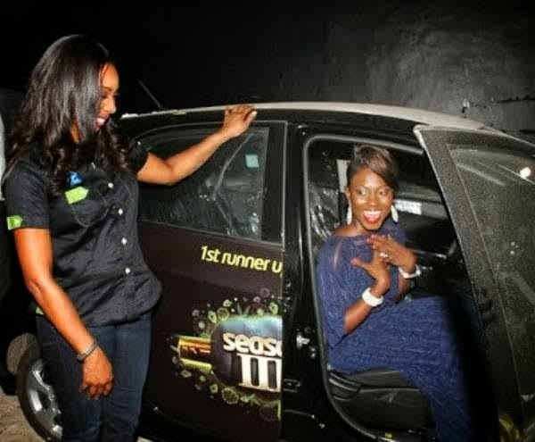 How My Car Was Smashed By My Jobless, Jealous Lover - Debbie Rise Of Nigerian Idol