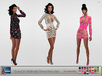 Quen2n Balmain Dress Recolor