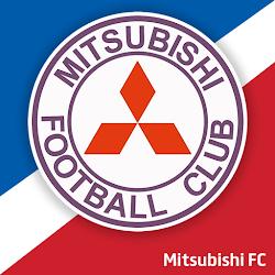 MITSUBISHI FC LOGO 1982 (URAWA REDS)