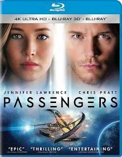 Passengers (2016) BluRay 1080p 4.2GB Dual Audio [Hindi DD 2.0 - English DD 5.1] ESubs MKV