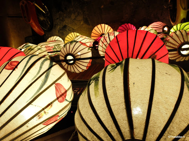 lampions lumiere hoi an