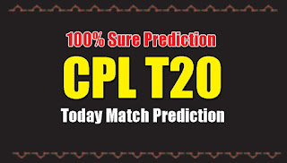 Today Match Prediction Guyana vs Jamaica CPL T20 Match