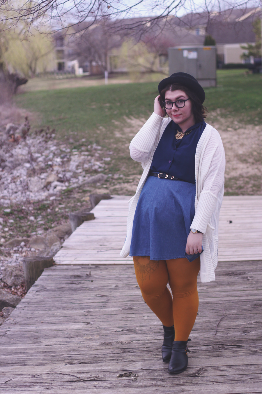Jewel Tones, an outfit on katielikeme.com ootd, fashion