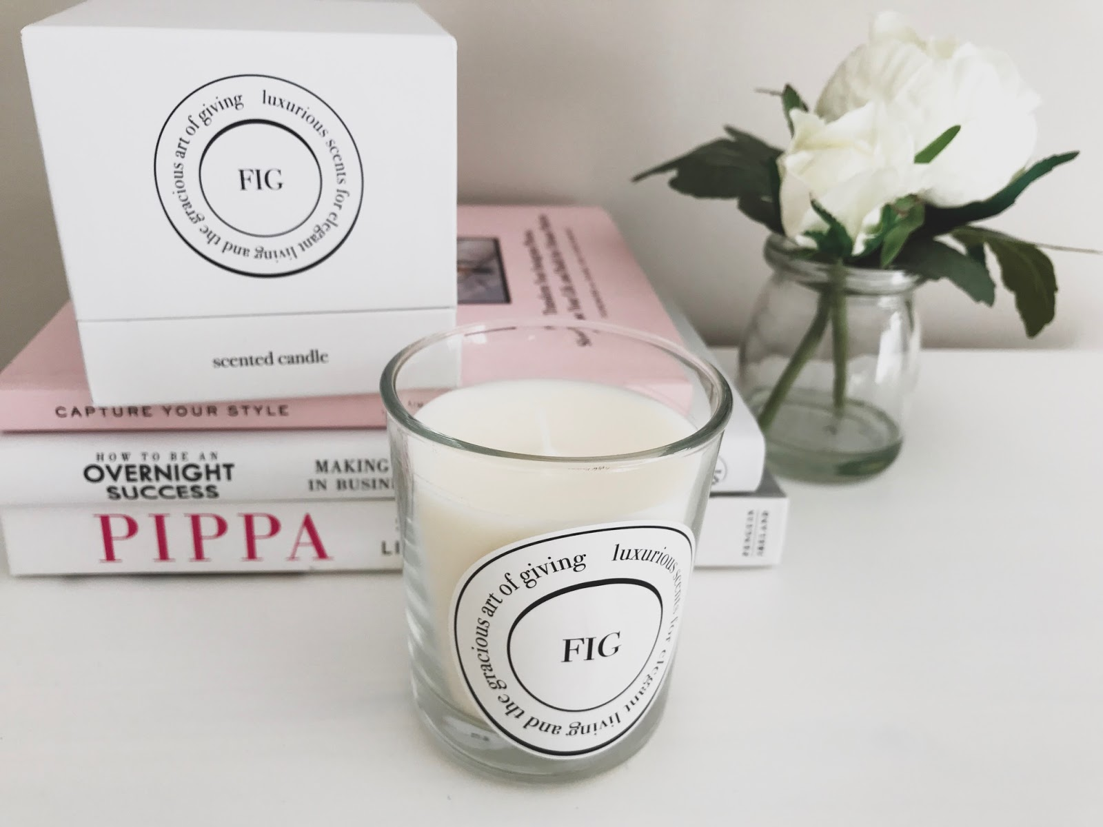 Diptyque Figeur candle dupe