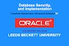 Database Security and Implementation, Advanced Database B1, Oracle