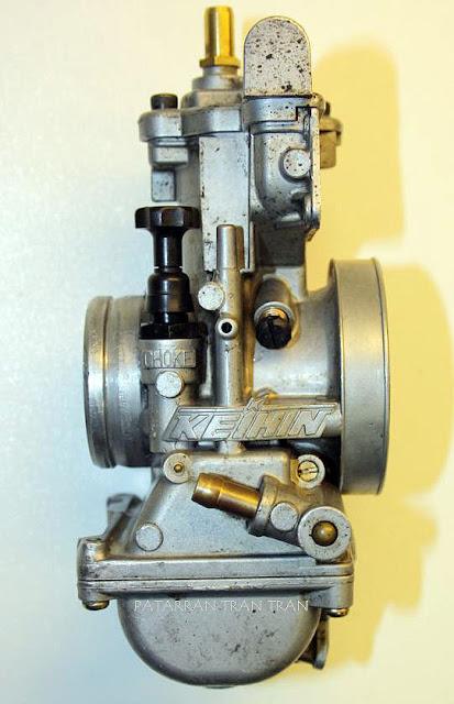 Carburación Beta RR 300 Enduro. Principios básicos. El Keihin PWK 36 (I)