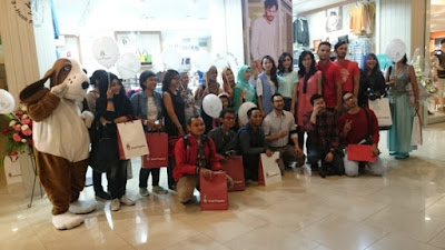 Hush Puppies Paragon Mall Semarang
