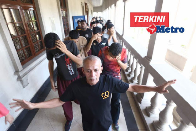 Bapa Nurfarhan Lega Tetapi Tidak Gembira, 5 Didakwa Bunuh,1 Subahat, 13 Mencedera Mangsa