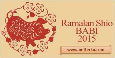 Ramalan Shio Babi Tahun 2015 Dari Blog Netterku.com