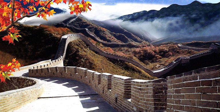 China The Great Wall Tourist Attraction