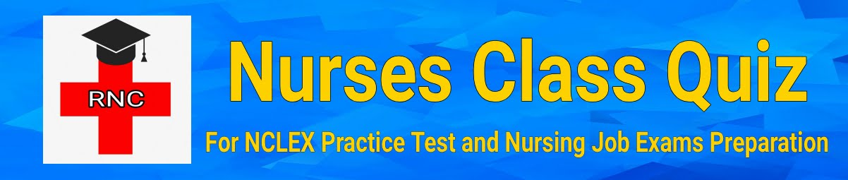 NCLEX Practice Questions and Nursing Quiz