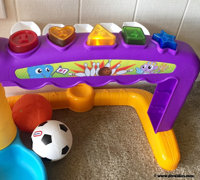 Little Tikes 3-in-1 Sports Zone Bowling