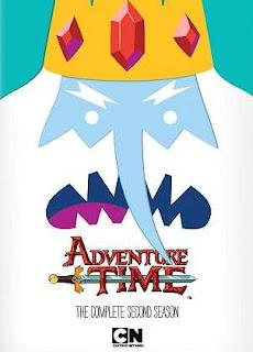 Hora de Aventura (Adventure Time) Temporada 02 Audio Latino
