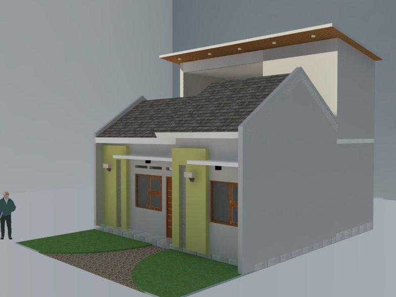 Rumah Minimalis 2 Lantai 100 Jutaan  blog on site merancang anggaran biaya pembangunan rumah 2