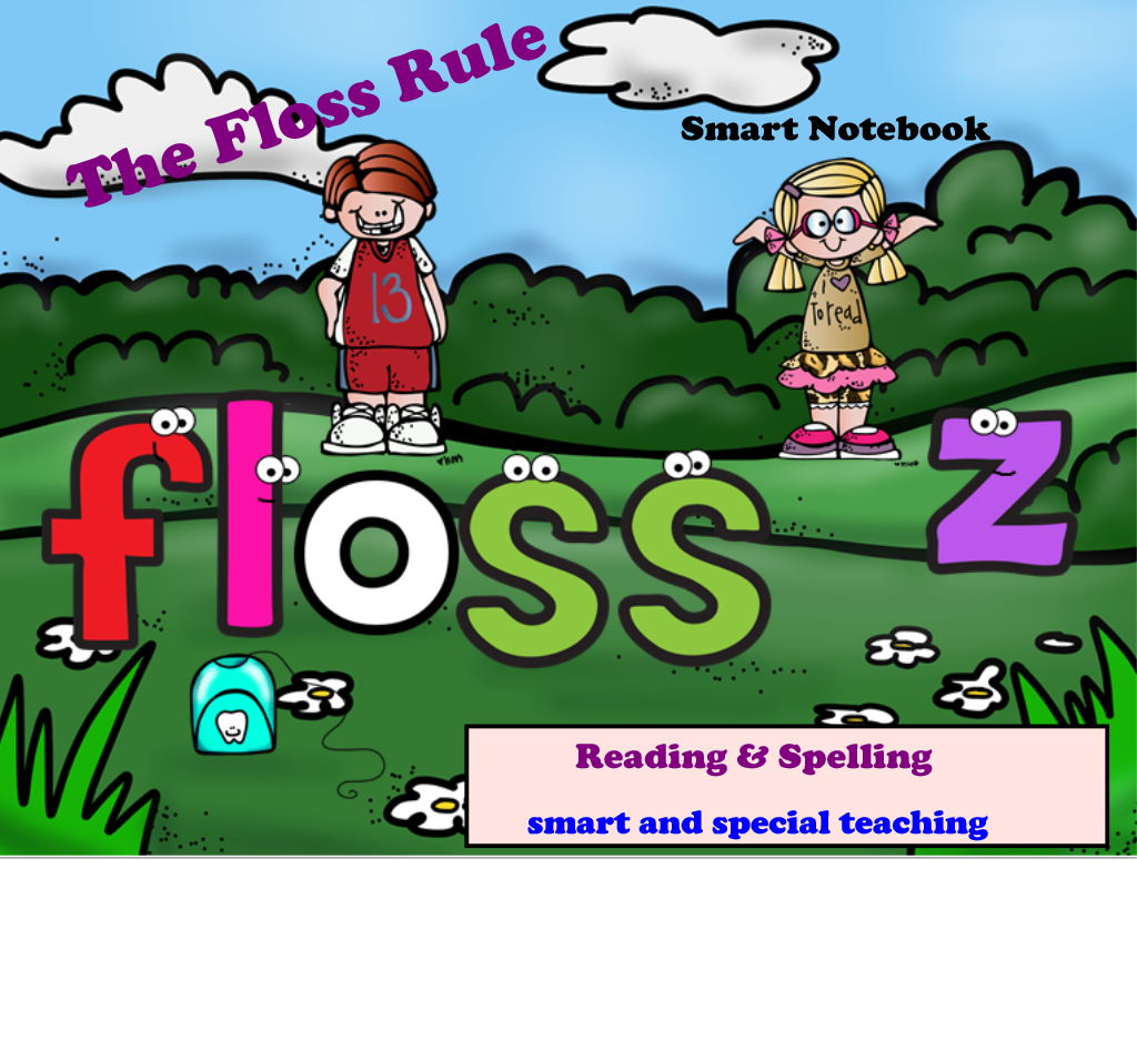 Smart And Special Teaching The Floss Rule For Spelling