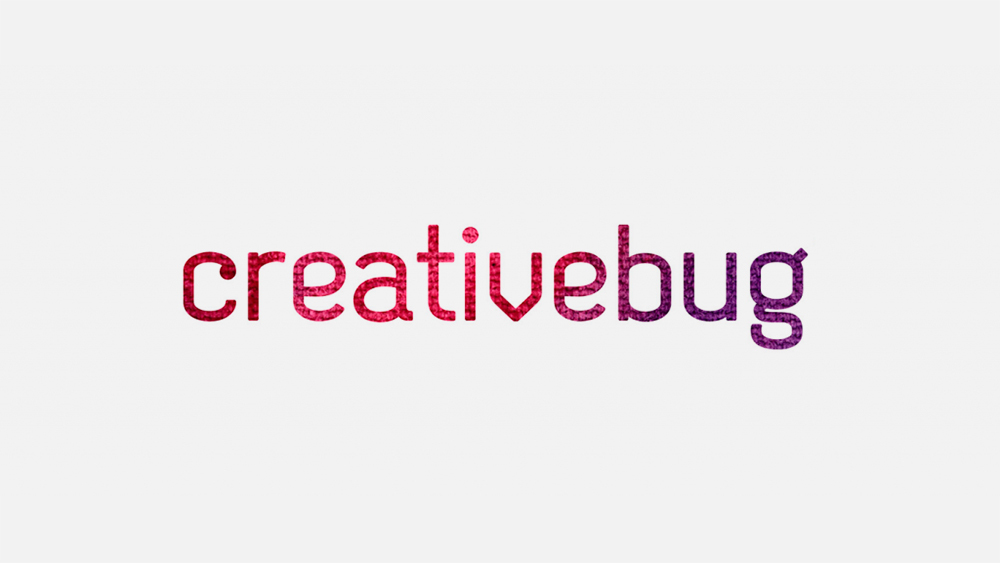 Enjoy a free trial of unlimited classes at Creativebug