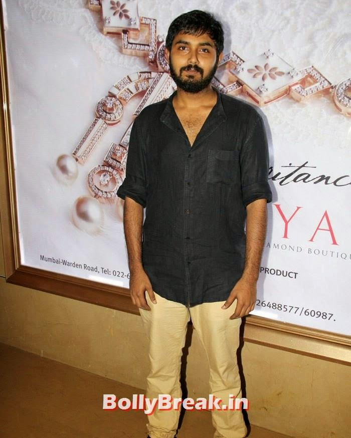 Akshay Akkineni, Dipannita Sharma, Parvathy Omanakuttan Pizza Movie Screening Pics