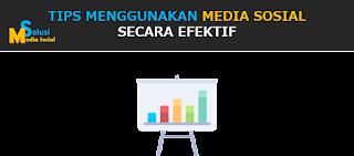 Tips Menggunakan Media Sosial Secara Efektif - 2017