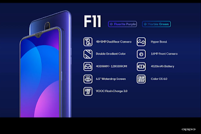 Oppo F11 Phone Performance