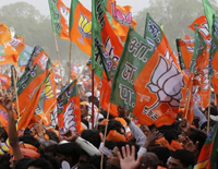 BJP Wins Civic Body Polls in Tripura