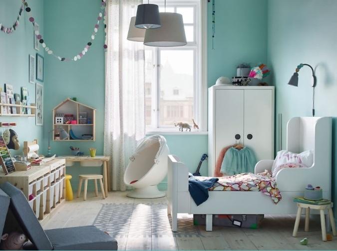 Dormitorios para niños