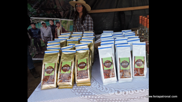 Cutercafé producto elaborado por cafetaleros de cutervo