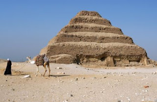 8. Step Pyramid of Djoser