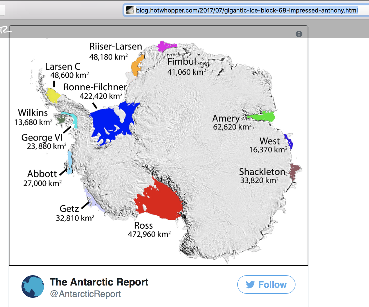 http www climatecentral org news antarctica ice thinning sea level rise18815