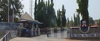 Federal Polytechnic Ede ND (Full-Time) Admission List - 2018/2019