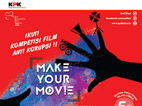 "Yuk, Ramaikan ""Anti Corruption Film Festival 2015"""