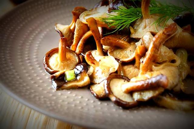 jamur konsumsi