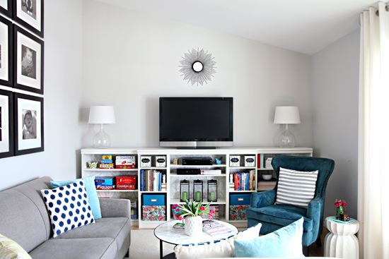 organizing a living room home decor ideas for pictures iheart hooked on navy monday march 31 2014